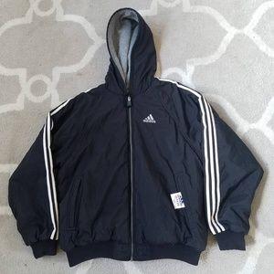 Vintage Adidas Reversible Jacket Sz Medium EUC